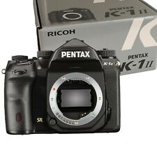 New PENTAX K-1 Mark II DSLR Camera (Body Only) Full-Frame Format