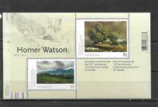 pk46117:Stamps-Canada #2110 Homer Watson Art Souvenir Sheet  - MNH