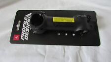 Profile design 1/zeroseven stem  handlebar bike bars 110mm length 7° rise BN