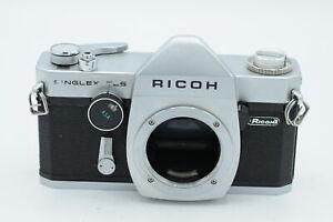 Ricoh Singlex TLS SLR Film Camera Body #756