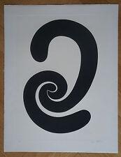 """ERVIN NEUHAUS (1928/2012)   """" MOUVEMENT  """" E.A  - Signé"""