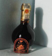 Aceto Balsamico Tradizionale Modena DOP Extravecchio Balsamic Vinegar+25yrs aged