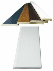 Various Colours uPVC Trim / Architrave Various Sizes (5m Lengths Coiled)