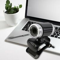 USB 50MP HD Webcam Web Cam Camera for Computer PC Laptop Desktop 6J