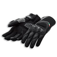 Ducati Gloves Sport C3 Leather & Carbon PPE LEVEL1 2018 rrp £119 NOW HALF PRICE