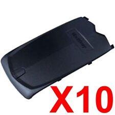 Lot Of 10 Oem BlackBerry 8700f, 8703e, 8700g, 8705g Battery Back Door Good Used