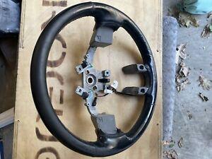 2013-2018 Ram Heated Leather Steering Wheel OEM Mopar 5NH65DX9AA