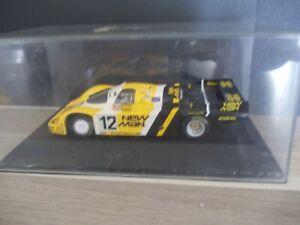 Quartzo 1/43 - Porsche 956 Long Tail - N° 12 NEW MAN