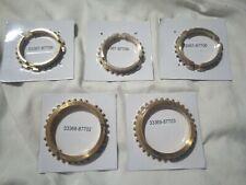 Daihatsu Manual Gearbox 5-Speed Syncro ring set. Charade,GTti,YRV, Cuore,Sirion