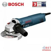 BOSCH GWS 1400 WATT SMERIGLIATRICE ANGOLARE  PROFESSIONALE MEULEUSE amolador