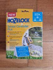 More details for hozelock garden water timer : model 2214 auto daylight sensor controller plus
