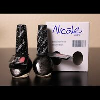NEW IN BOX -Pack of 2- Nicole by OPI A-nise Treat Gumdrop Nail Polish 15ml 0.5oz
