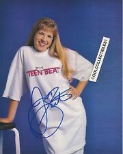 """JODIE SWEETIN """"FULL HOUSE, DWTS"""" IN PERSON SIGNED 8X10 COLOR PHOTO 6 """"PROOF"""""""
