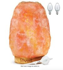 Salt Lamp, Himalayan / Hymilain Sea Salt Lamps, Pink Crystal Large Salt