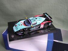 MASERATI MC12 #2 VOSSE/DAVIES/BIAGI FIA GT 24H SPA 2006 IXO 1/43 BOITE MASERATI