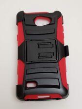 LG Lancet VW820  Cell Phone Case Hybrid Hard Cover + Belt Clip Holster  NEW