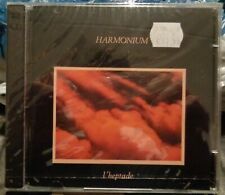 "Harmonium: ""L'Heptade"", CDx2, SEALED, MINT/MINT, FIRST PRESSSING: 1990"