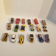 Lot, 18, Loose Diecast and Other Toy Cars Trucks Hot Wheels Matchbox Car Vintage