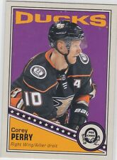 19/20 OPC...COEY PERRY....RETRO PARALLEL...CARD # 146....DUCKS