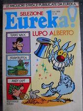 Eureka Selezione m°50 1983 ed. Corno Sturmtruppen Lupo Alberto  [G326]