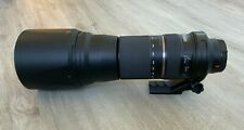Tamron SP 150-600mm f/5-6.3 Di USD Lens for Sony A-Mount