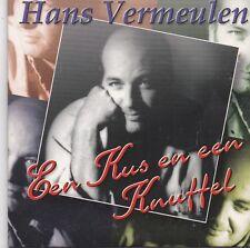 Hans Vermeulen-Een Kus En Een Knuffel cd single