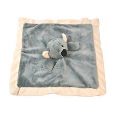 Lovey Security Blanket 12 inch Square Stuffed Animal Baby Blankie Koala Baberoo