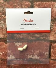 Fender USA Road Worn Aged White Pickup Selector Switch Tip x 2, for Relic Strat