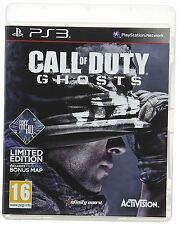 Call of Duty Ghosts - Playstation 3 PS3