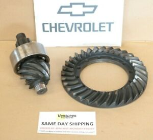 Eaton HO72 HO52 4.57 4.56 Ratio Ring And Pinion OEM GM Chevy Rear Axle