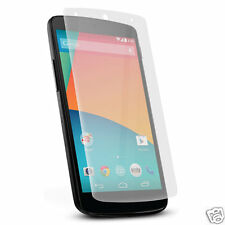 Tempered glass screen protector scratch guard for LG Nexus 5
