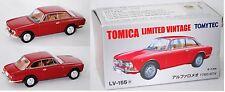 TOMICA LIMITED / TOMYTEC LV-N155a Alfa Romeo 1750 GTV rubinrot 1:64