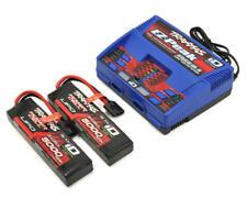 Traxxas 2990 Ez-Peak Dual Charger 5000mAh 25C 3S ID LiPo Batteries