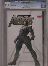 SECRET AVENGERS #1 CGC 9.4 GATEFOLD VARIANT COVER