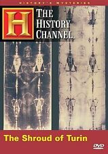 History's Mysteries The Shroud Of Turin History Channel DVD