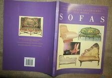 Sammlerbuch alte Sofas, Sitzmöbel, Sofa, Couch, Polsterbank, Kanapee, 1996
