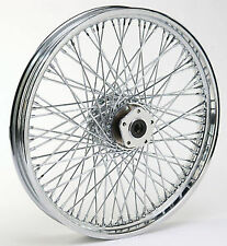 "80 SPOKE 21"" FRONT 21 X 2.15 WHEEL HARLEY FXWG WIDE GLIDE 1984-1986"