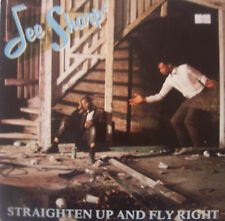 "DEE SHARP ~ Straighten Up & Fly Right ~ 12"" Single PS"