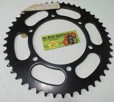 NOS YAMAHA 1977-79 DT250 Rear Wheel Chain Driven Sprocket 48T 1M1-25448-10 OEM