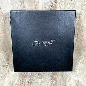 Screwpull by Le Creuset Lever Model Professional Wine Opener Corkscrew Foil Cut