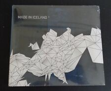 MADE IN ICELAND 3 Music CD New 2010 Free Shipping SEALED