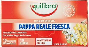 Pappa Reale Fresca, 10 Flaconcini