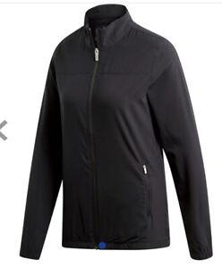 Adidas Golf Women's Essentials Wind Jacket Size S