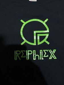 rephlex tshirt medium aphex twin autechre