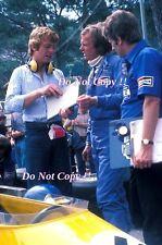 Ronnie Peterson March F1 Portrait Monaco Grand Prix 1976 Photograph 2