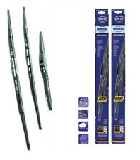 "Toyota Auris Hatchback 2012-on German Quality Wiper Blades 26""14""8""A Front Rear"