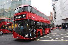 New bus for London - Borismaster LT818 6x4 Quality Bus Photo