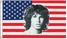 Jim Morrison The Doors 5'x3' Flag