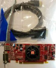 Dell ATI Radeon HD 4550 512MB PCI-E x16 Video Card 0C7MG0 DVI to HDMI Cable