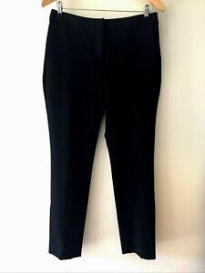 Sportscraft Signature Womens Black Pants Size 8 Stretch Work Office Business